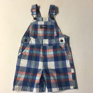 Boys Oshkosh overalls